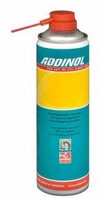 Аэрозоль ADDINOL Anti-Seize Paste GAL Spray - 4014766071460 Объем 0,4л.