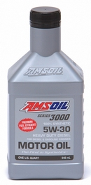 Объем 0,946л. AMSOIL Series 3000 Synthetic Heavy Duty Diesel Oil 5W-30 - HDDQT