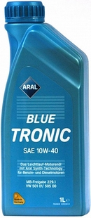 Объем 1л. ARAL BlueTronic 10W-40 - 14F736