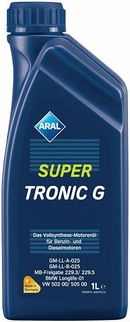 Объем 1л. ARAL SuperTronic G 0W-40 - 15A8AE