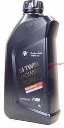 Объем 1л. BMW M TwinPower Turbo Longlife-01 SAE 0W-40 - 83212365925