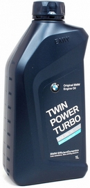 Объем 1л. BMW TwinPower Turbo Longlife-01 5W-30 - 83212365930