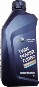 Объем 1л. BMW TwinPower Turbo Longlife-04 0W-30 - 83212365929