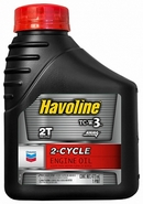 Объем 0,473л. CHEVRON Havoline 2-cycle TC-W3 - 221896330