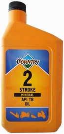 Объем 1л. COUNTRY 2-stroke Oil TB - ST-501