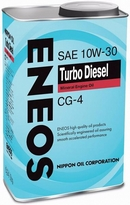 Объем 0,946л. ENEOS Turbo Diesel CG 10W-30 - oil1422