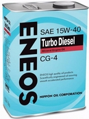 Объем 0,946л. ENEOS Turbo Diesel Mineral 15W-40 - oil1427