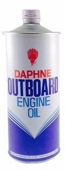 Объем 1л. IDEMITSU Daphne Outboard Engine Oil TC-W3 - 1652-001