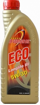 Объем 1л. JB GERMAN OIL ECO Longlife III 5W-30 - 4027311001577