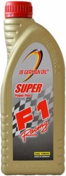 Объем 1л. JB GERMAN OIL Super F1 Plus Racing 10W-60 - 4027311000754