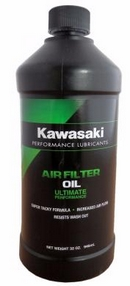 Объем 0,946л. KAWASAKI Performance Lubricants Air Filter Oil - K61021-506