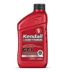 Объем 0,946л. KENDALL GT-1 High Performance Motor Oil with Liquid Titanium 10W-40 - 075731050402