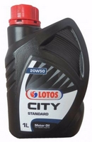 Объем 1л. LOTOS City Standard 20W-50 - WF-K107520-0N0