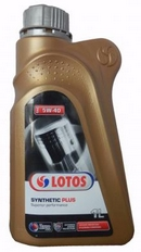 Объем 1л. LOTOS Synthetic Plus 5W-40 - WF-K102Y00-0H0