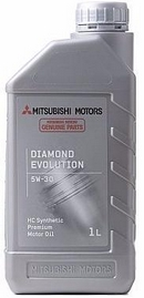 Объем 1л. MITSUBISHI  Diamond Evolution 5W-30 - X1200103