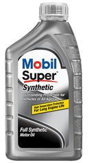 Объем 0,946л. MOBIL Super Synthetic 0W-20 - 112908
