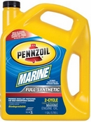 Объем 3,785л. PENNZOIL Marine Full Synthetic 2-Cycle - 550022726