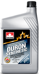 Объем 1л. PETRO-CANADA Duron Synthetic 0W-30 - DUSYN03C12