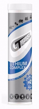 Объем 0,4л. Пластичная смазка GT-OIL GT Lithium Complex Grease HT - 4640005941333
