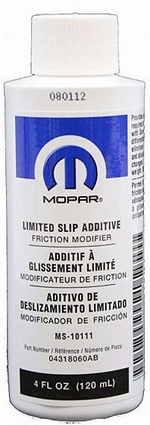 Присадка MOPAR Limited Slip Additive - 04318060AB Объем 0,12л