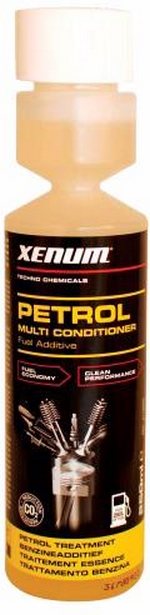 Присадка в бензин XENUM Petrol Multi conditioner - 3178250 Объем 0,25л.