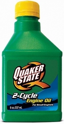 Объем 0,236л. QUAKER STATE 2-Cycle - 12480