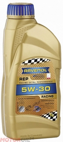 Объем 1л. RAVENOL REP Racing Extra Performance 5W-30 - 1141088-001-01-999