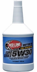 Объем 0,946л. REDLINE OIL 5W-30 Euro-Series - 12304