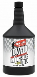 Объем 0,946л. REDLINE OIL Motorcycle 10W40 - 42404