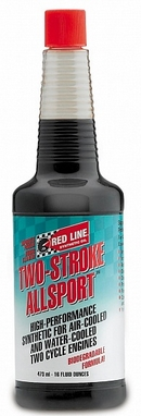 Объем 0,473л. REDLINE OIL Two-Stroke All Sport Oil - 40803