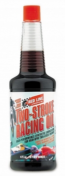 Объем 0,473л. REDLINE OIL Two-Stroke Racing Oil - 40603