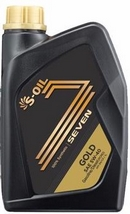Объем 1л. S-OIL Seven Gold 5W-40 - GOLD5W40_01