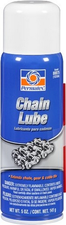 Объем 0,142кг Смазка PERMATEX Chain Lube - 80075