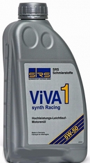 Объем 1л. SRS Viva 1 Synth Racing 5W-50 - 7214
