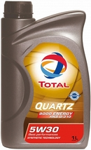 Объем 1л. TOTAL Quartz 9000 Energy HKS G-310 SAE 5W-30 - 175392