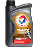 Объем 1л. TOTAL Quartz Racing 10W-50 - 166256