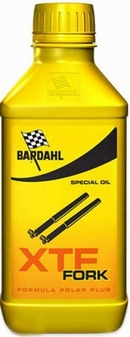 Объем 0,5л. Вилочное масло BARDAHL XTF Fork Special Oil SAE 10 - 56525